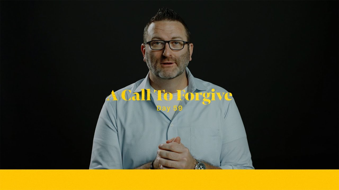 A Call to Forgive