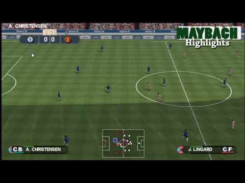 Chelsea Vs Manchester United - All Goals & Extended Highlights - 2020
