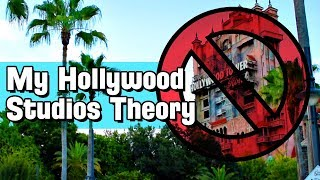 My Hollywood Studios Theory: Goodbye Tower of Terror