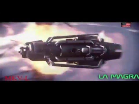 New US Multiple Kill Vehicle : MKV-L and MKV-R