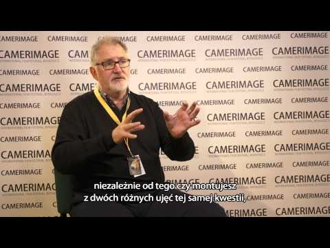 Camerimage 2014 Martin Walsh interview