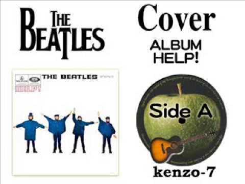 Beatles Cover [  HELP!  ] Album All Songs