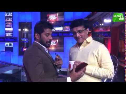 EXCLUSIVE: Sourav Ganguly's