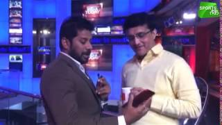 EXCLUSIVE: Sourav Ganguly