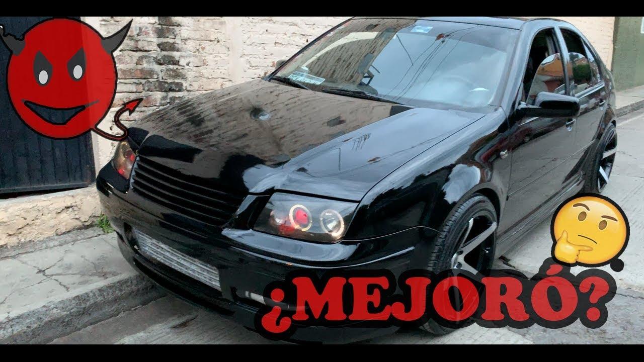 Transformaci U00f3n Jetta A4 Turbo  U0026quot  El Demonio U0026quot