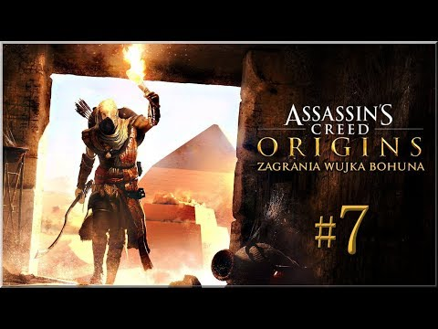 "Assassin's Creed Origins - #7 ""Medżaj Egiptu"" from YouTube · Duration:  1 hour 41 minutes"