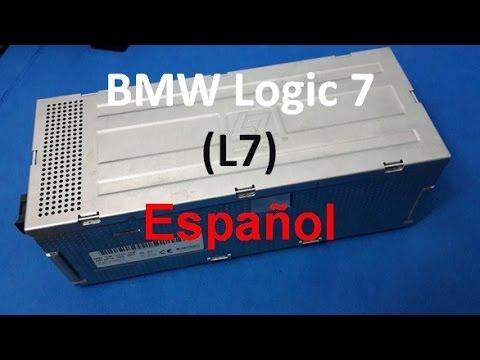 2006 Bmw 325xi >> BMW Logic 7 Amplificador - Como reparar L7 - BMW audio L 7 ...