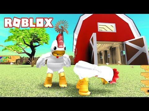 ᐈ Vida De Galinha Roblox Chicken Simulator Jogos Online El Simulador De Pollo Mas Gracioso De Roblox Youtube