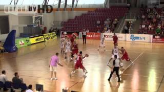 Баскетбол. Иордания - Беларусь (концовка)