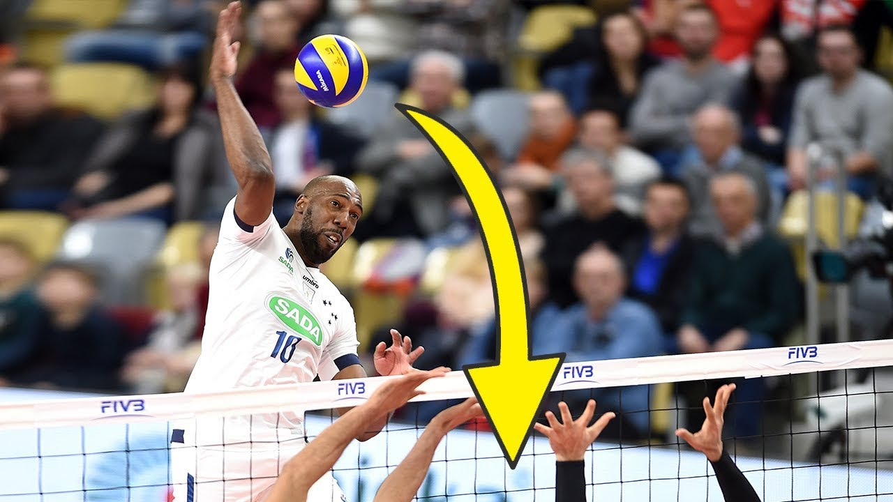 Robertlandy Simon Aties - Volleyball Giant | Best Middle Blocker In Volleyball History