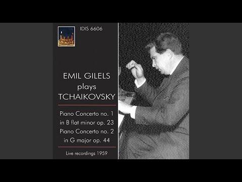 Piano Concerto No. 1 In B-Flat Minor, Op. 23, TH 55: I. Allegro Non Troppo E Molto Maestoso