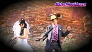 Барнаул Свадьба Прикольные разборки с пистолетами