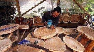 Bisnis Kayu Bekas, Hasilkan 9 Miliar Per Bulan