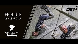 inov-8 Gladiator Race Holice 2017 official