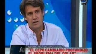 ALFONSO PRAT GAY CON CHARLY FERNÁNDEZ EN 14 DIAS  2013 01 20