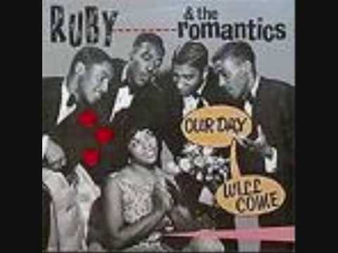 """""""Does He Really Care For Me?""""    Ruby and the Romantics"""