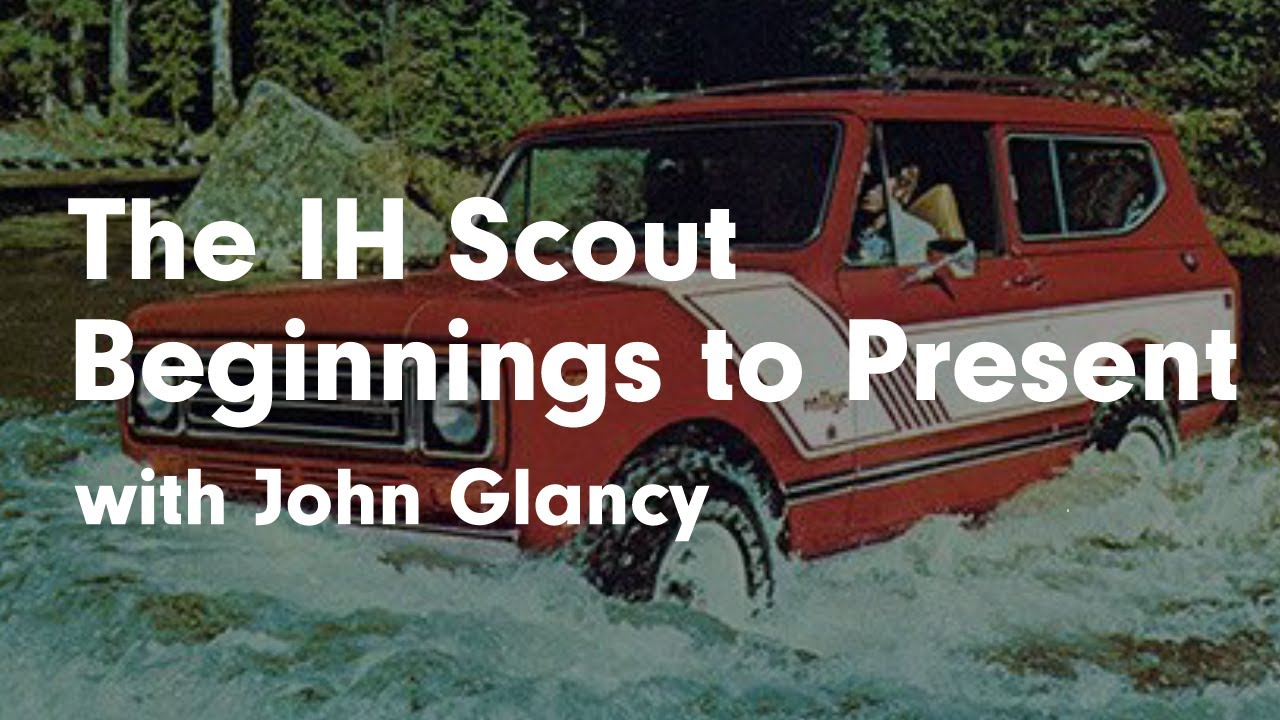 International Harvester Scout 80 + 800 - Read This Before