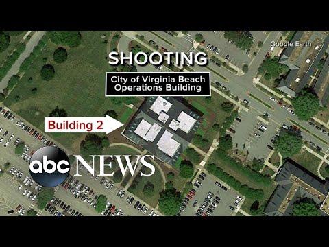 Disgruntled Employee Opens Fire At VA Beach Municipal Building: Police