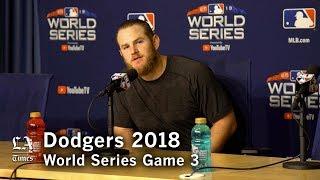 World Series 2018: Max Muncy on living his dream