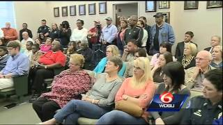 Police Chief on the Hot Seat at Thibodaux City Council Meeting