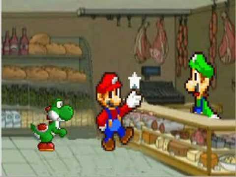 Mario Family Guy super mario- family gu...