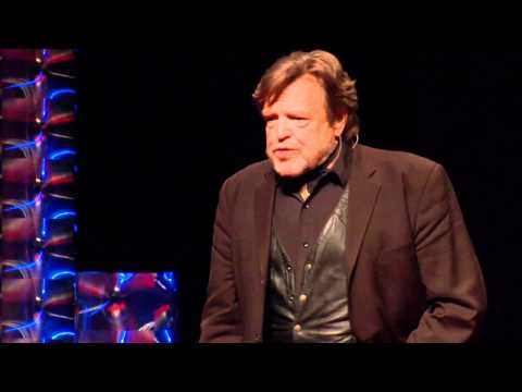 TEDxMarin  John Perry Barlow  The Right to Know