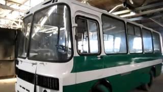 видео купить бампер на автобус