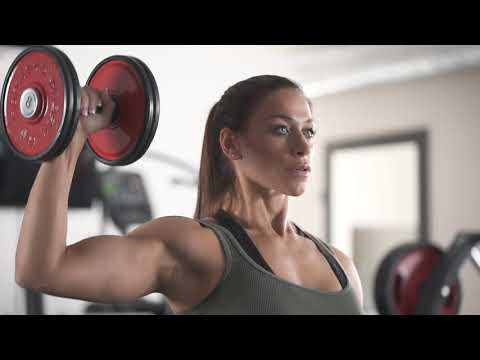 Women Strong Workout Jesse