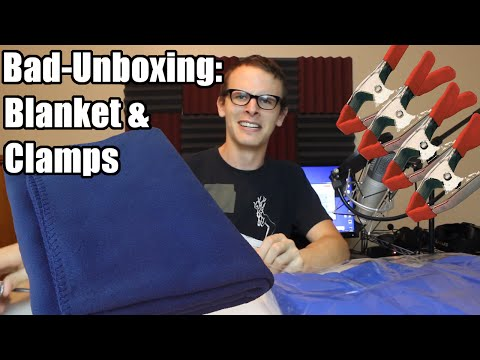 Bad Unboxing - Airline Blanket & Nipple Clamps