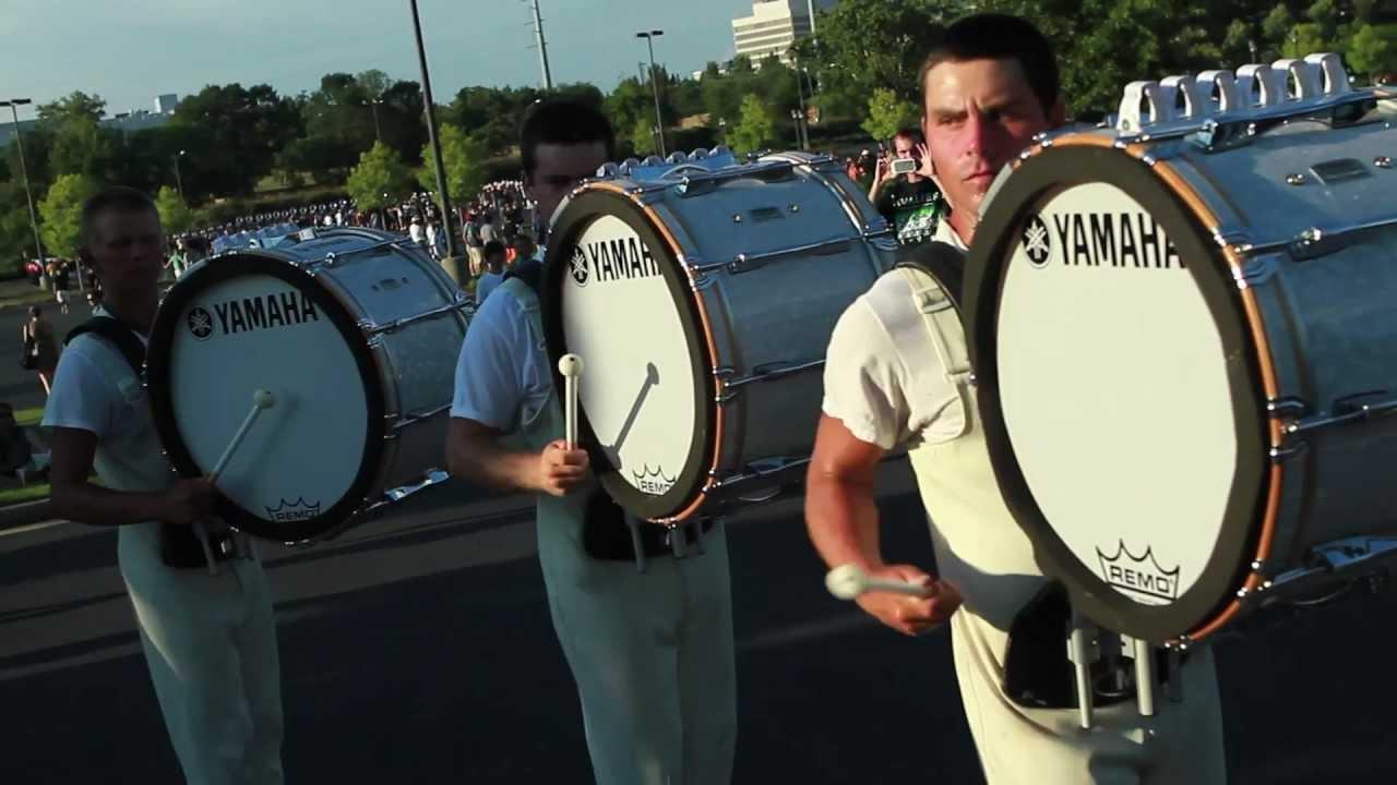 Cadets Drumline 2012