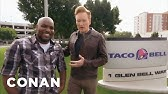 Conan Visits Taco Bell- CONAN on TBS