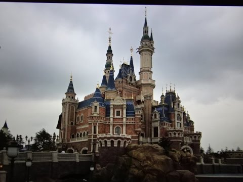 Shanghai Disneyland, China