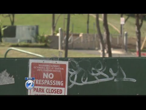 Expect increased security when Kakaako Waterfront Park reopens to public