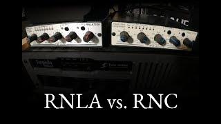 FMR Audio RNC 1773 vs. RNLA 7239 Shootout