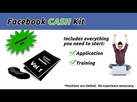 How To Make Money Online Fast 2017   100% Secret Facebook Cash System