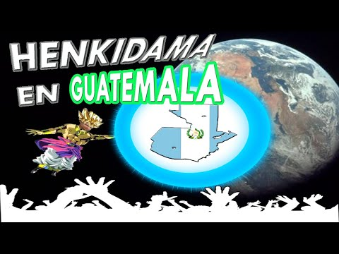 Henkidama En Guate!