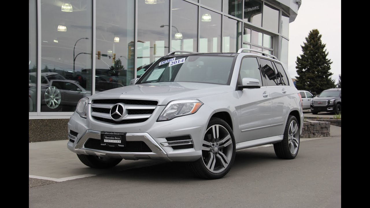 2014 mercedes benz demo glk350 youtube
