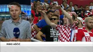 Hrvatska slavi veliku pobjedu nad Argentinom! Argentina Defeat in Croatia P.3