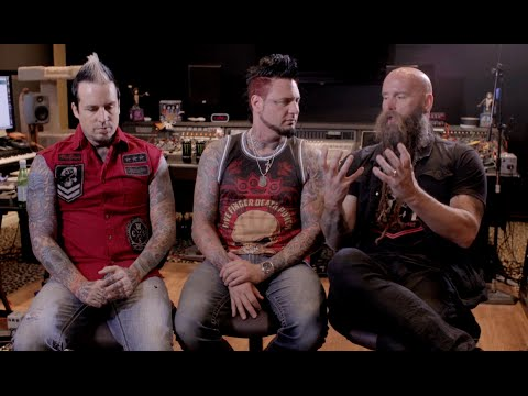 "Five Finger Death Punch Talk ""My Nemesis"" from 'Got Your Six' - Track by Track"