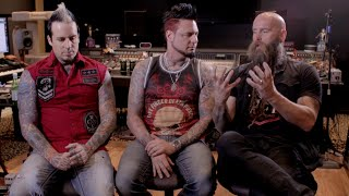 "Five Finger Death Punch Talk ""My Nemesis"" from"