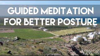 Guided Meditation for Postural Awareness