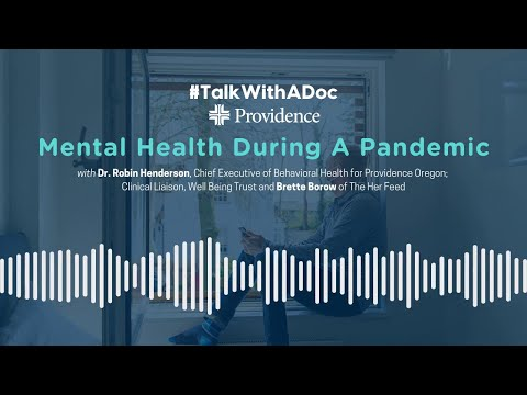 TWAD - Mental Health During a Pandemic
