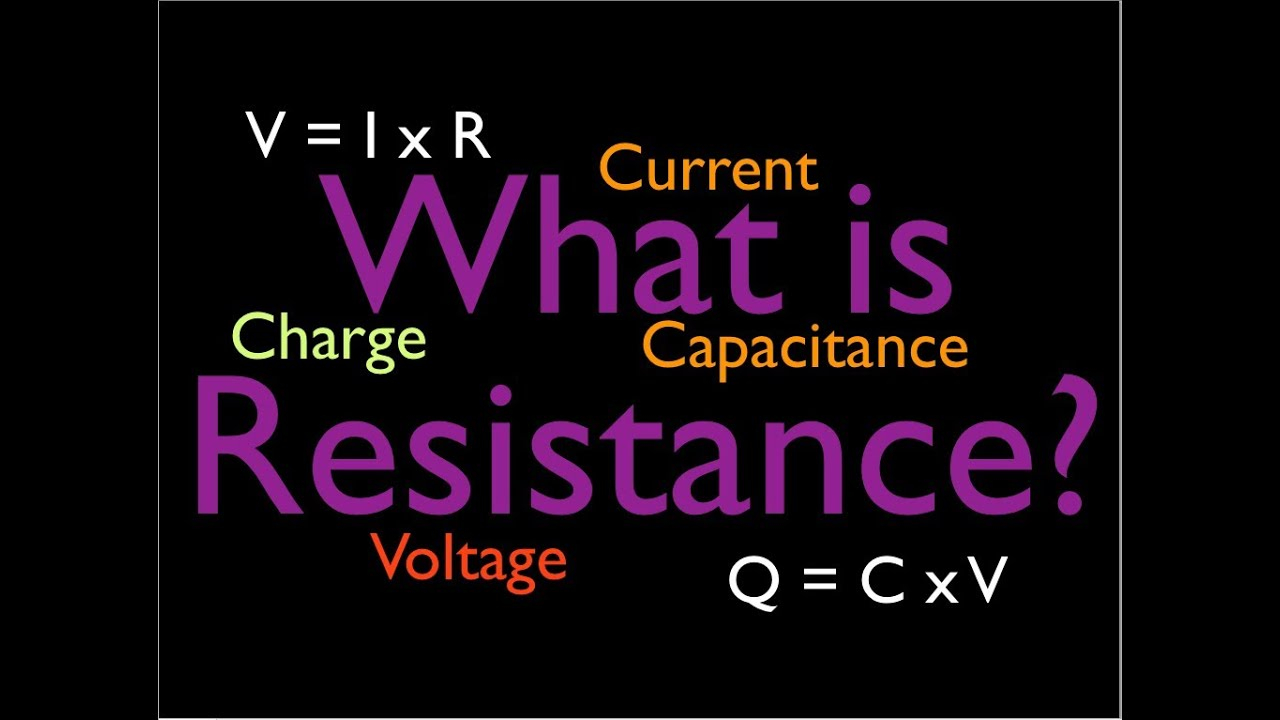 What is resistance? 90