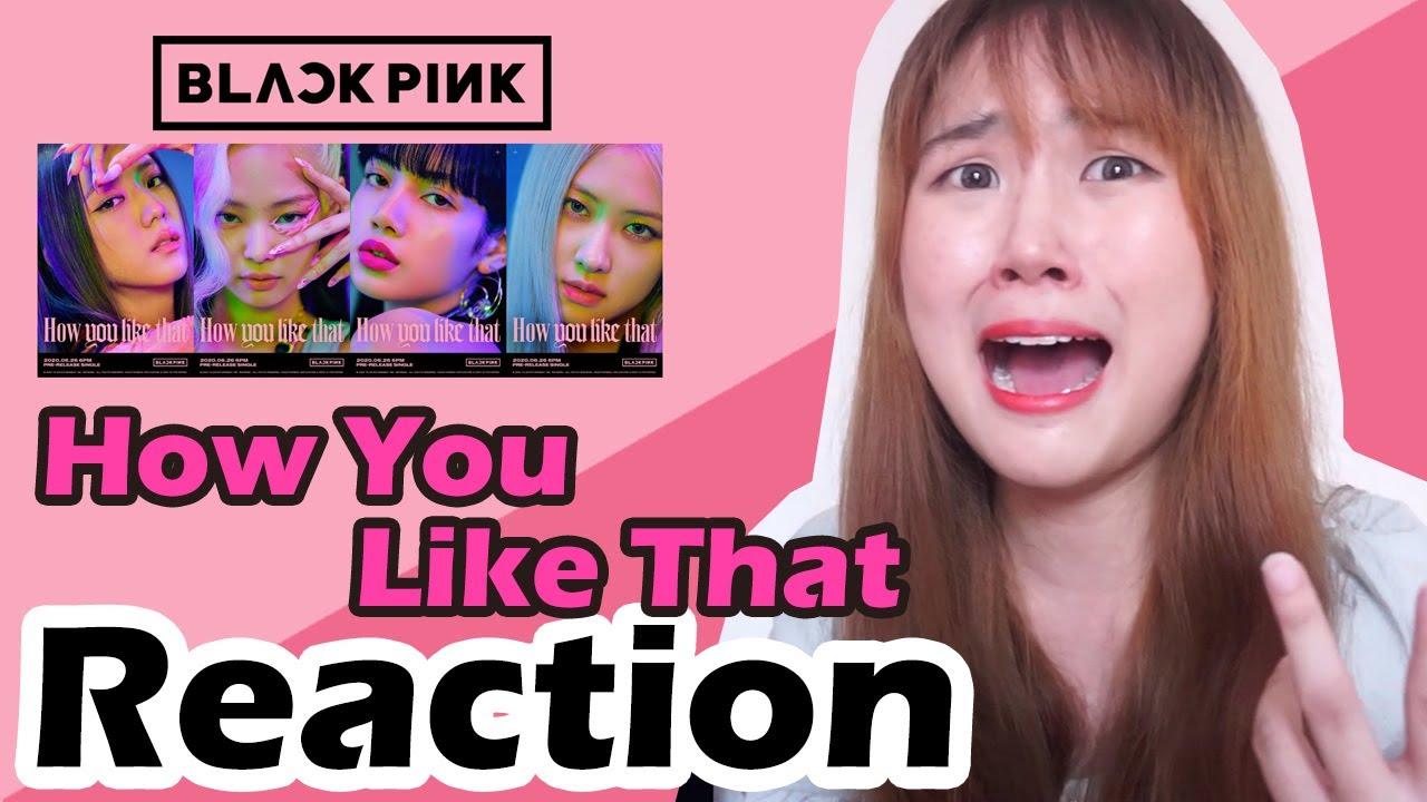 BLACKPINK - 'How You Like That' MV  REACTION ไม่ไหว ขอเครื่องช่วยหายใจด่วน!!!   |  PetchZ