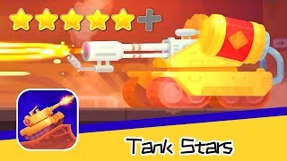 Tank Stars - Playgendary - Day60 Walkthrough Wrath Of Helios Recommend index five stars