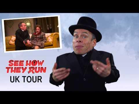 Warwick Davis presents 'See How They Run'
