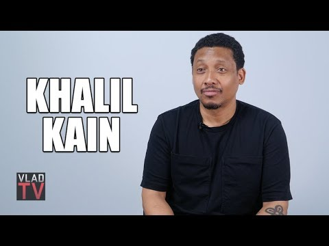Khalil Kain on Father Being in Last Poets, Being Mixed with Black and Chinese Part 1