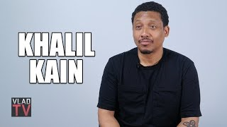 Khalil Kain on Father Being in Last Poets, Being Mixed with Black and Chinese (Part 1)