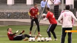 видео Кто получит Золотой мяч 2014 – Роналду, Нойер или Месси?