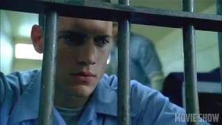 Майкл Скофилд впервые попадает в тюрьму